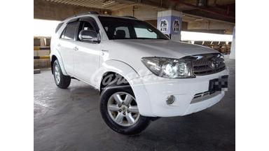 2011 Toyota Fortuner G Lux