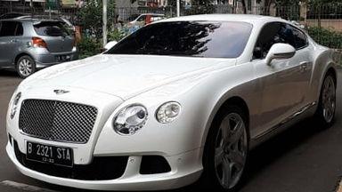 2012 Bentley Continental GT - Istimewa Mewah
