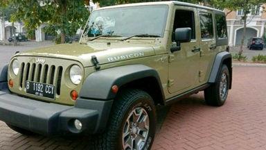 2013 Jeep Wrangler RUBICON - istimewa bro