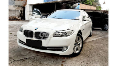 2012 BMW 528i F10 - Sangat Istimewa With Sun Roof