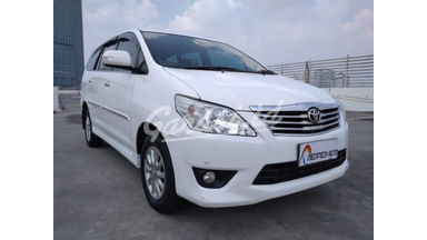 2013 Toyota Kijang Innova V - Barang Bagus Siap Pakai