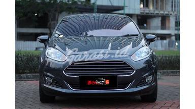2013 Ford Fiesta sport