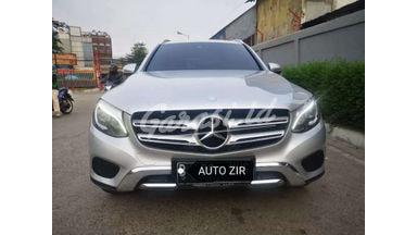2015 Mercedes Benz Glc-250 at - Siap Pakai