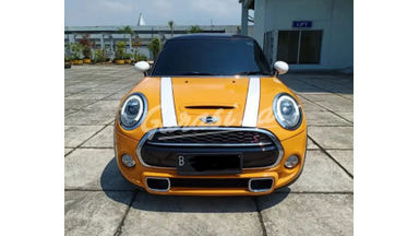 2016 MINI Cooper S Coupe Limited