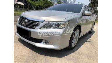 2012 Toyota Camry 2.5G