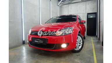 2012 Volkswagen Golf MK6 TSITurbo - Kondisi Terawat Siap Pakai