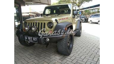2013 Jeep Wrangler Unlimited Sport 2 Door