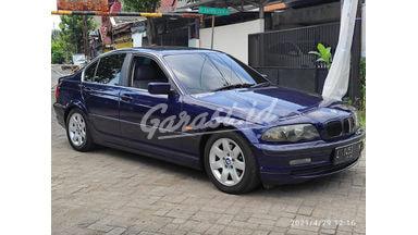 2001 BMW 3 Series 325i E46 AT