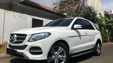 2016 Mercedes Benz GLE 400 Exclusive Line - Mobil Pilihan (s-0)