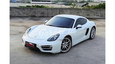 2014 Porsche Cayman 981 PDK