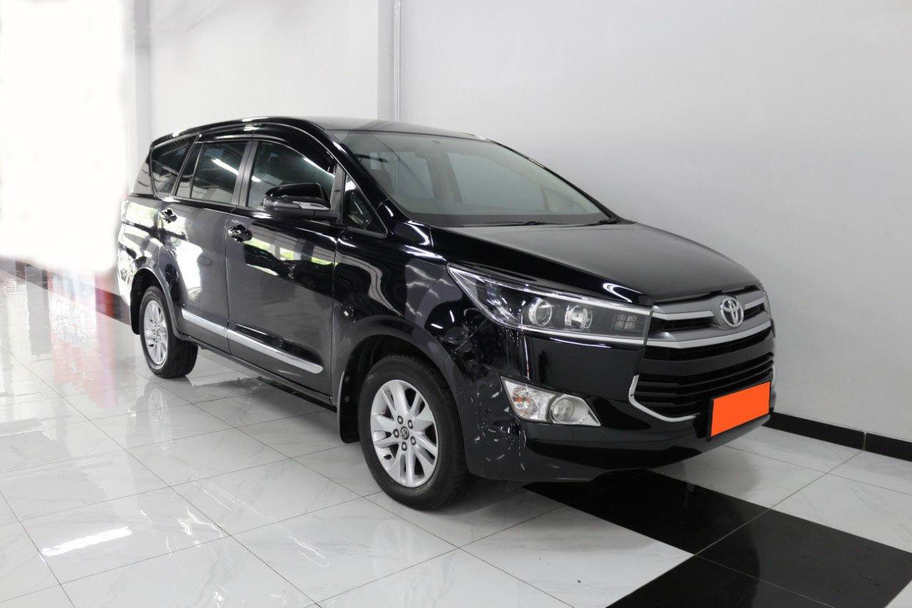 2018 Toyota Kijang Innova 2.4 V AT