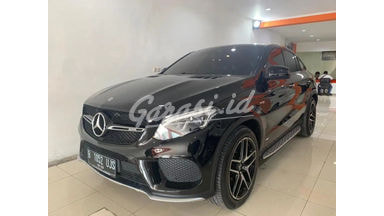 2018 Mercedes Benz GLE 43 AMG Coupe