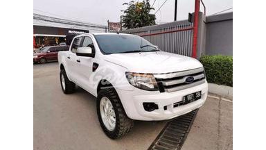 2014 Ford Ranger mt - SIAP PAKAI!