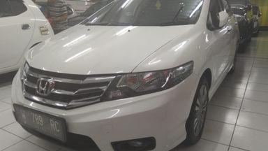 2013 Honda City E AT - Kondisi Istimewa (s-0)
