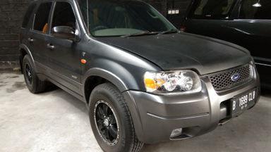 2003 Ford Escape XLT 4X4 - Siap Pakai Mulus Banget