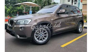 2012 BMW X3 XDrive