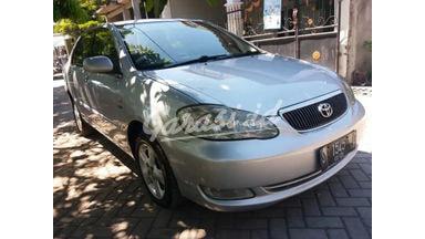 2007 Toyota Corolla Altis G manual - Barang Istimewa