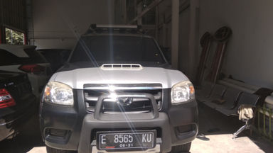 2014 Mazda BT-50 2.5 PICK UP DOUBLE CABIN - Unit Bagus Cakep