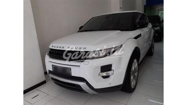 2012 Land Rover Range Rover Evoque Sport - Terawat Siap Pakai
