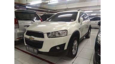 2011 Chevrolet Captiva VCDi - Surat Lengkap