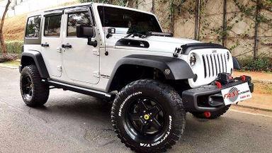 2012 Jeep Wrangler 3.6 - SIAP PAKAI!