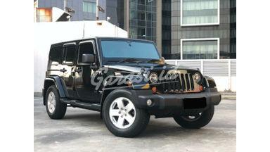 2012 Jeep Wrangler Unlimited Sahara - Mulus Banget