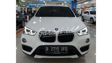 2017 BMW X1 S Drive