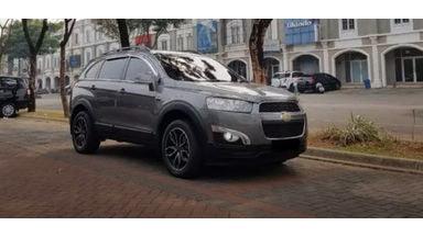 2015 Chevrolet Captiva vcdi - Istimewa Siap Pakai