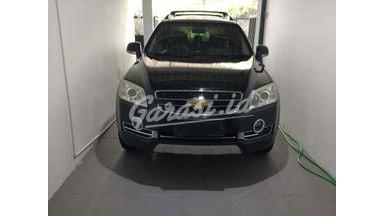 2011 Chevrolet Captiva SOHC 4x4 - Istimewa Siap Pakai Pajak Panjang