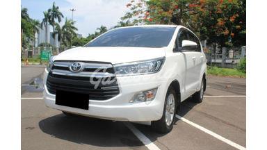 2019 Toyota Kijang Innova Venturer G