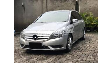 2012 Mercedes Benz B-Class B200 - Sangat Istimewa Apik ready For Kredit