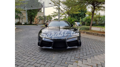 2021 Toyota Supra GR (Gazoo Racing)