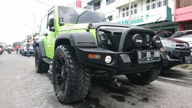 2012 Jeep Wrangler RUBICON 3.0 - Kondisi Ok & Terawat