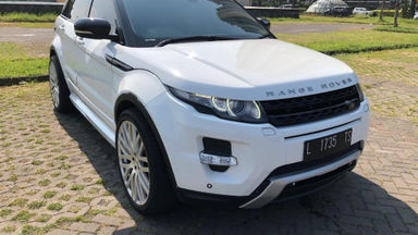 2013 Land Rover Range Rover Evoque Si4 - Tangguh Sporty dan Fitur Lengkap