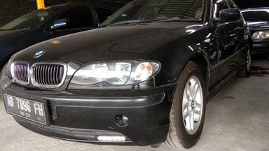 2004 BMW 3 Series 318i - Siap Pakai Mulus Banget
