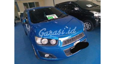 2013 Chevrolet Aveo LT - Siap Pakai