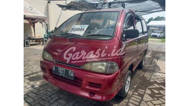 2004 Daihatsu Zebra ZL XTRA