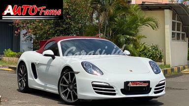 2013 Porsche Boxster 2.7 Sport Chrono - Bekas Berkualitas