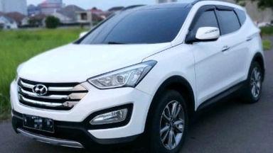 2013 Hyundai Santa Fe 2.4 AT Sunroof - Bekas Berkualitas
