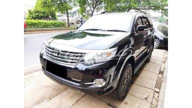 2015 Toyota Fortuner G Luxury - Mobil Pilihan