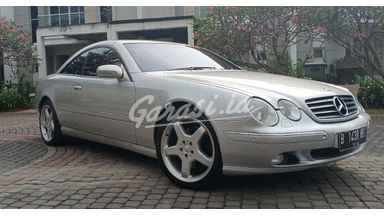2002 Mercedes Benz CL AMG - Kondisi Ciamik