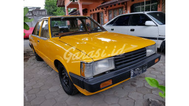 1984 Daihatsu Charmant DX - full restorasi