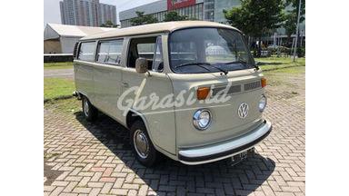 1979 Volkswagen Combi Statiton Wagon - Barang Istimewa Dan Harga Menarik