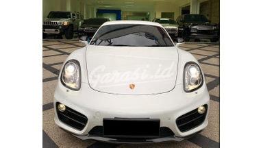 2014 Porsche Cayman 981 - Good Condition