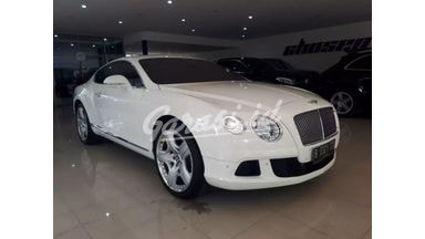 2012 Bentley Continental GT - Barang Istimewa Dan Harga Menarik