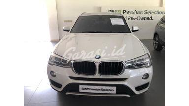 2015 BMW X3 xDrive - Siap NEGO