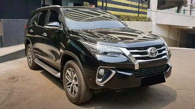 2017 Toyota Fortuner TRD Sportivo - Mobil Pilihan