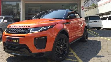 2017 Land Rover Range Rover Evoque CABRIO - Istimewa Antik