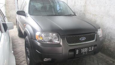 2003 Ford Escape 3.0 4X4 - Siap Pakai