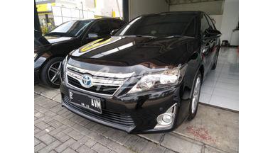 2012 Toyota Camry Hybrid 2.4 - SIAP PAKAI!